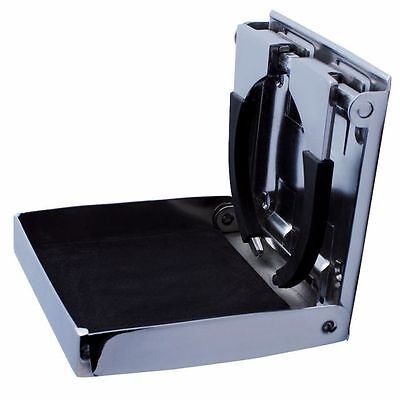 Boat 316 Stainless Steel Folding Cup Drink Holder for Marine Truck RV Universal