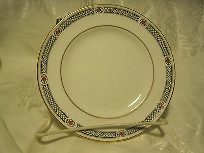 "COALPORT China COPLEY Pattern Bread Plate-6-1/4""-FINE BONE CHINA MADE IN ENGLAND"