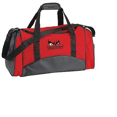 Teng Tools Red Football With Logo Sports Outdoors Games