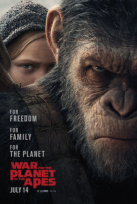 $4 Online Code for Theatre Movie - WAR FOR THE PLANET OF THE APES