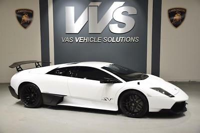 Lamborghini Lamborghini MURCIELAGO LP 670-4 SV HIGH SPEC LOW MILEAGE