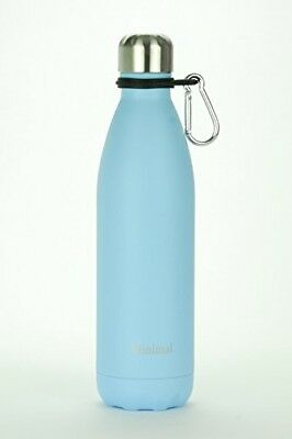 (740ml, Limpet) - Minimal Insulated Stainless Steel Water Bottle. Free Shipping