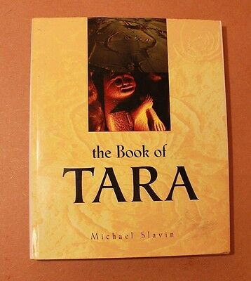 The Book of Tara Irish History Hardback 9780863275074 & Newspaper Michael Slavin