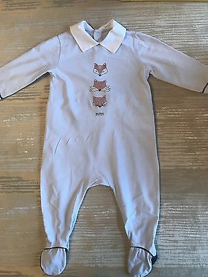 Baby Boy Hugo Boss Baby Grow