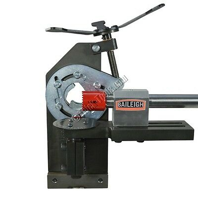 Baileigh TN-250 Hole Saw Tube & Pipe Notcher