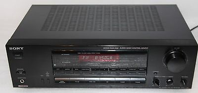 SONY STR-GX315 FM Stereo/AM Receiver Audio Video Control Center Nachlass Dachbod