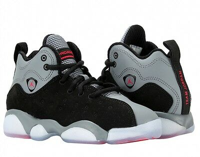 promo code 08756 f7363 AIR JORDAN JUMPMAN Team Ii 861433-014 Retro 13 Girl Pre School Ps Lava Pink  Bred