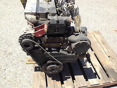 Perkins 1004.4 Diesel Engine Core Complete, H110XLD Hyster Forklift takeout