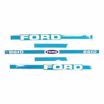 Business & Industrial Reliable Ford 5000 Decal Kit Heavy Equipment Attachments