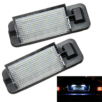 PLAFONES 18 LED MATRICULA For BMW 3 SERIES E36 COUPE Saloon TOURING COMPACT M3