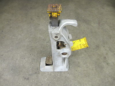 Simplex A-17 Templeton Kenly & Co USA  Aluminium Railroad Jack House Jack Train