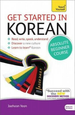Get Started in Korean with Audio CD: A Teach Yourself Program (Teach Yourself