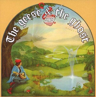 PHILLIPS, ANTHONY - The Geese and the Ghost - CD ** Brand New **