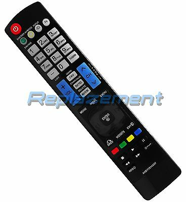 New Lg Akb72914207 Hdtv Tv Remote Control Warranty