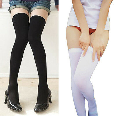 AU Warm Over The Knee Thigh High Soft Socks Stockings Leggings Women Ladies Hot