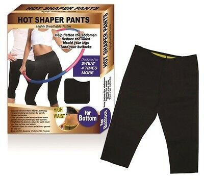 Women Body Shaper Slimming Waist YOGA PANTS-Ideal for Weight LOSS-Exercise