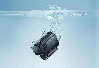 New Sony Hdras50 Full Hd Action Camera  Includes Underwater Housing