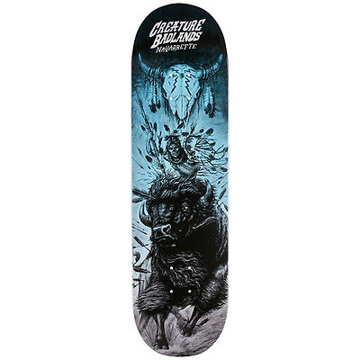 New CREATURE NAVARRETTE BACK TO THE BADLANDS 8.8