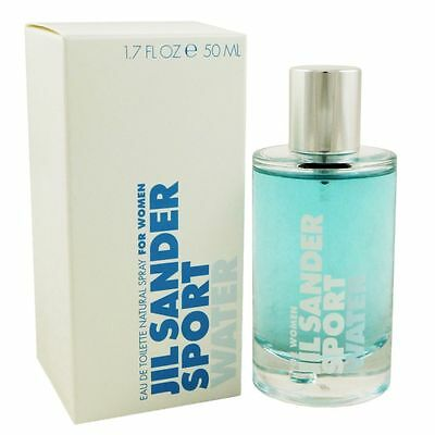 Jil Sander Sport Water 50 ml Eau de Toilette EDT