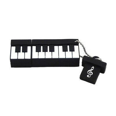 16GB 32GB Pendrive Music Instrument Piano USB Flash Drive Memory Thumb Stick