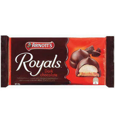 Arnotts Royals Dark 200g