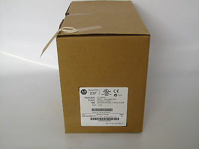 Allen Bradley 22F-D8P7N113, 22FD8P7N113 PowerFlex drive (UK VAT INCLUDED)
