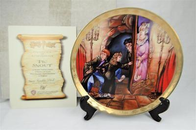Harry Potter Compton & Woodhouse Plate - 'Pig Snout', Limited Edition