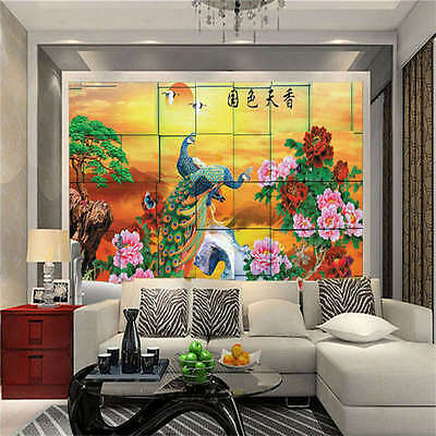 Pine Greeting Guests 3D Full Wall Mural Photo Wallpaper Printing Home Kids Decor