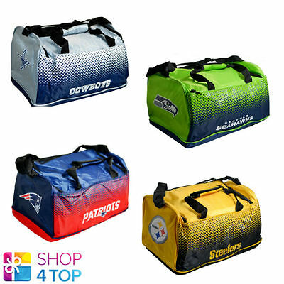 Official Nfl American Football Club Team Holdall Travel Bag Gym New