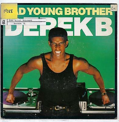 "Derek B - Bad Young Brother - 7"" Single"