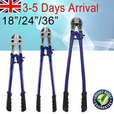 Heavy Duty Carbon Steel Wire Cable Bolt Cutters Pliers Croppers Heat Treatment A