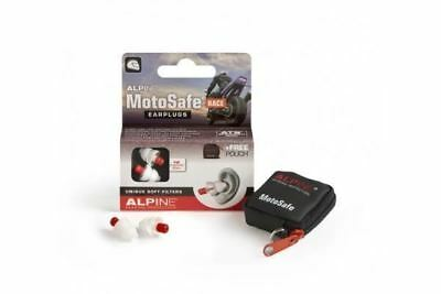 Alpine MotoSafe Reusable Ear Plugs Race Track Day