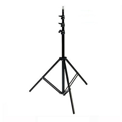 New arrive 240 cm 95 inch Portable Photo Stand For DSLR Camera Light Stand N8V5