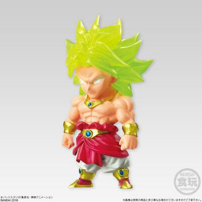 Dragon Ball Z Adverge 01 Broly Figure Figura New Nueva Bandai