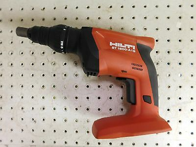 HILTI ST 1800-A18 21.6v 18v Cordless Metal Screwdriver *Tool Only*100%RATED*NEW*