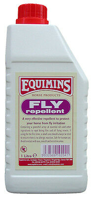 Equimins Fly Repellent - Fly, Louse & Insect Control