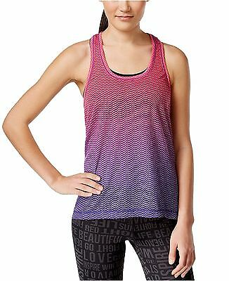 New IDEOLOGY Women/'s Space-dyed Three-quarter Sleeve Top Mint Moment Yoga Active