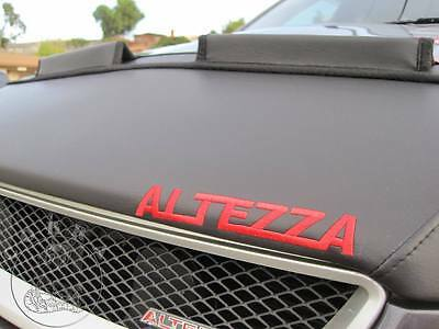 Car Hood Bra + LOGO Fits LEXUS IS300 IS200 IS Altezza 99 2000 01 02 03 04 05