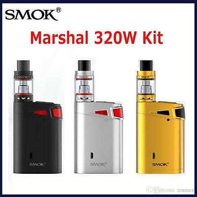Authentic Smok G320 Marshal 320W WITH TANK FULL KIT - ORIGINAL WITH SCRATCH CODE