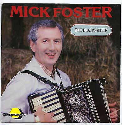 "Mick Foster - The Black Sheep - 7"" Single"
