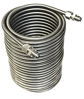 "3/8"" 60' Stainless Steel Condensing Coils"
