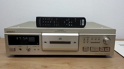 Sony CDP-XA20ES GOLD High-End CD-Player - Stabilizer Puck