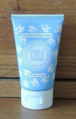 EMMA BRIDGEWATER Feels Like Home Hand Cream 35ml Mini Travel Size Brand NEW