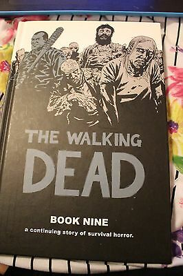 The Walking Dead Book 9 Hardcover Editions