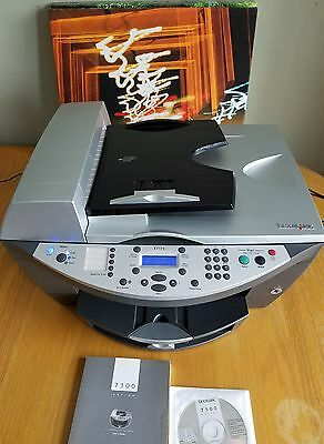 LEXMARK X7170 SCANNER WINDOWS 7 X64 TREIBER