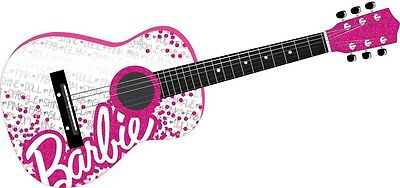 Barbie 9.1m Acoutic Guitar. Shipping Included