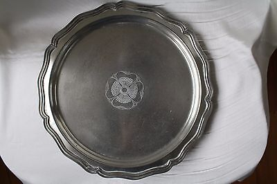 HUNTLY SILCRAFT MELBOURNE LEADLESS PEWTER Antiqu Australian Made