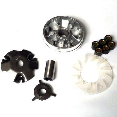 Complete Variator Set for GY6 50cc Scooter QMB139 Chinese Scooter