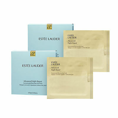 Estee Lauder Advanced Night Repair Concentrated Recovery Eye Mask [8pcs 2box]