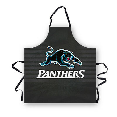 Penrith Panthers NRL Kitchen BBQ Apron Man Cave Bar Fathers Day Birthday Gift